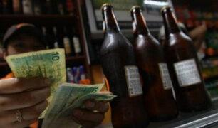 Ministra Alva descarta que Gobierno imponga ley seca en el país