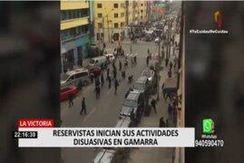 La Victoria: Enfrentamiento durante operativo de fiscalización