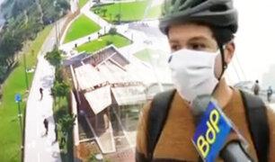 San Isidro: ¿diseño de ciclosenda sería un peligro para todos?