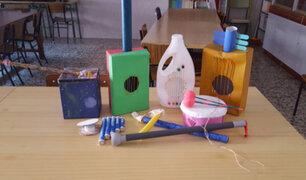 Arte Vecinal Sostenible: realizarán concurso para promover el reciclaje mediante la música