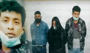 Cae banda con cuatro kilos de droga en el Callao