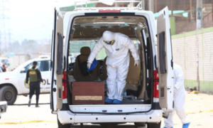 Minsa: Descenso de cifra de muertes diarias puede cambiar en cualquier momento
