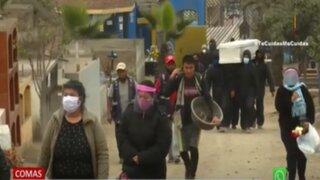 Cementerio Belaunde: Así son los entierros en plena pandemia