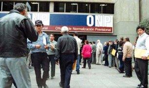 ONP: podrías solicitar el retiro de tus aportes de manera virtual