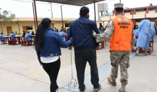 Operación Tayta: miembros de la Marina apoyaron acciones contra Covid-19 en Huaral y Chancay