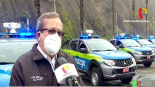 Miraflores: alcalde descartó que se realicen reuniones sociales en su distrito