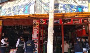 Apurímac: intervienen local que vendía oxígeno medicinal de manera ilegal