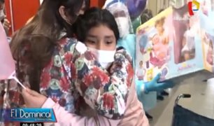 Breña: Niña de 10 años se recuperó satisfactoriamente luego de contraer COVID-19