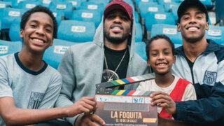 Película de Jefferson Farfán ganó concurso de cine en Italia