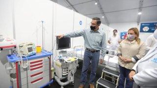 """Martín Vizcarra: """"Estoy seguro que estamos en la etapa final de la pandemia"""""""