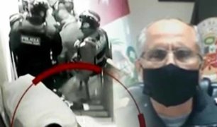 Inspector General de la PNP se pronuncia por tragedia en Los Olivos