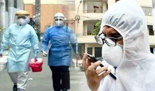 ¡EXCLUSIVO! El 50 % de pacientes COVID-19 visitados por las brigadas médicas no cumple con su cuarentena