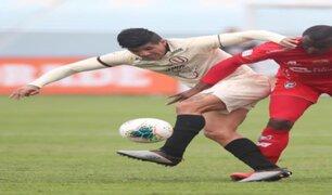 Universitario salió victorioso 3-1 ante Cienciano