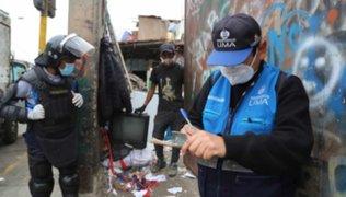 Cercado de Lima: Municipalidad de Lima clausuró depósitos informales de chatarra