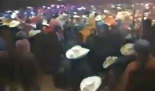 La Libertad: ciudadanos participaron en fiesta patronal de Otuzco