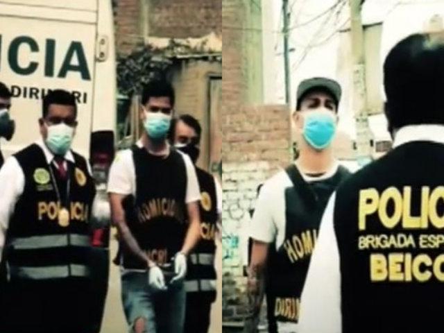 Rompe su silencio: 'Caracas' es acusado de matar a un abogado en SMP
