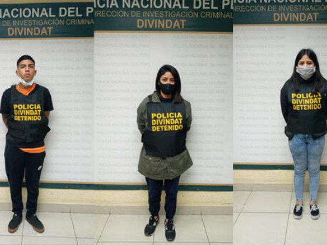 'Los Chikys del Fraude': Banda vaciaba cuentas bancarias a través de mensajes de texto