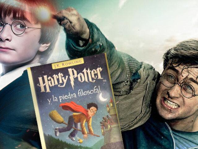 Harry Potter: el mago más famoso de todos los tiempos cumple 40 años