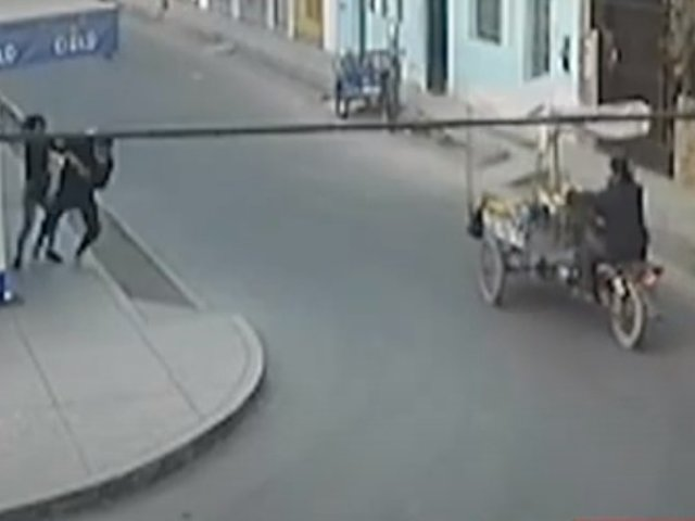 Puente Piedra: comisaría no recibe denuncia de joven por no tener pruebas de robo