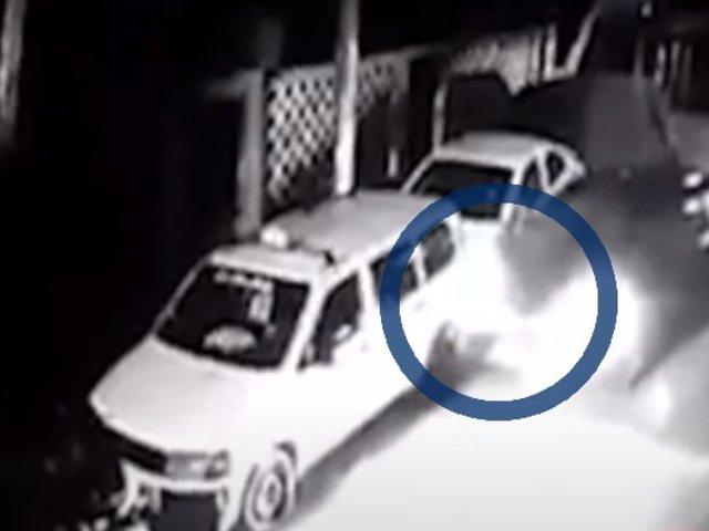 Comas: Policía provoca choque múltiple e intenta fugar