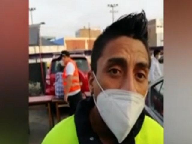 La Victoria: intervienen a falso sereno que se dedicaba a la venta de droga