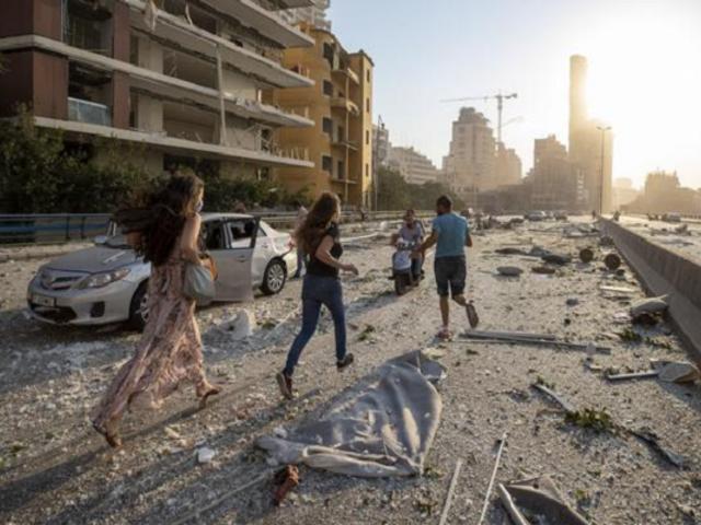 Líbano: se eleva a 100 la cifra de muertos y a 4.000 la de heridos por la explosión en Beirut