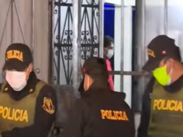 Capturan a tres integrantes de organización criminal dedicada al sicariato en el Callao