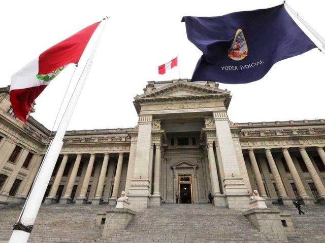 Poder Judicial suspende labores en provincias bajo cuarentena focalizada