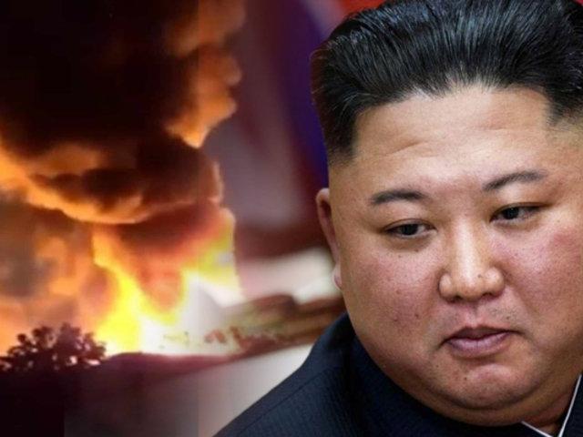 Reportan explosiones en Corea del Norte cerca de la frontera con China