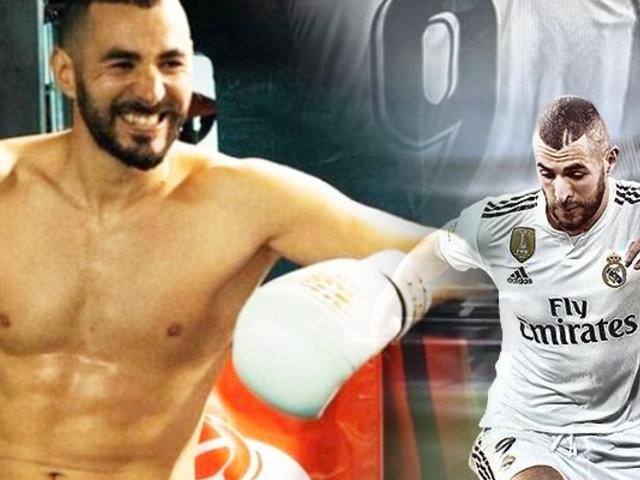 Benzema confiesa que probará suerte en el boxeo, tras su retiro