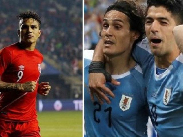 Mundialista de Brasil: Paolo Guerrero es mejor que Luis Suárez y Edinson Cavani