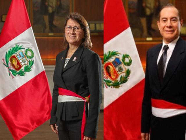Vocean a Pilar Mazzetti y Walter Martos como posibles jefes del Gabinete Ministerial