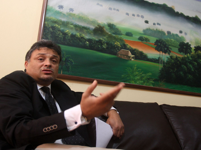 """Cónsul Honorario libanés del Perú: """"Los peruanos están bien tras la explosión"""""""