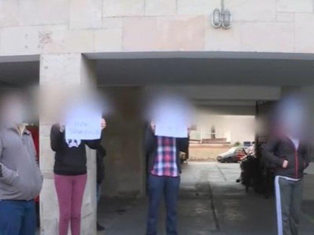 Miraflores: vecinos viven pesadilla por inquilinos agresivos y problemáticos