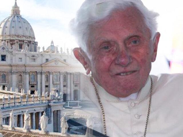 """El biógrafo de Benedicto XVI asegura que está """"gravemente enfermo"""""""