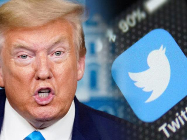 Twitter bloqueó la cuenta de campaña Trump por desinformar sobre COVID-19