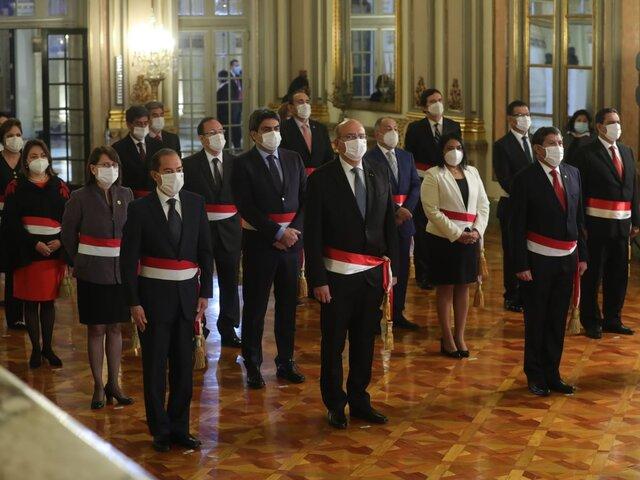 Conozca a los nuevos integrantes del Gabinete Ministerial