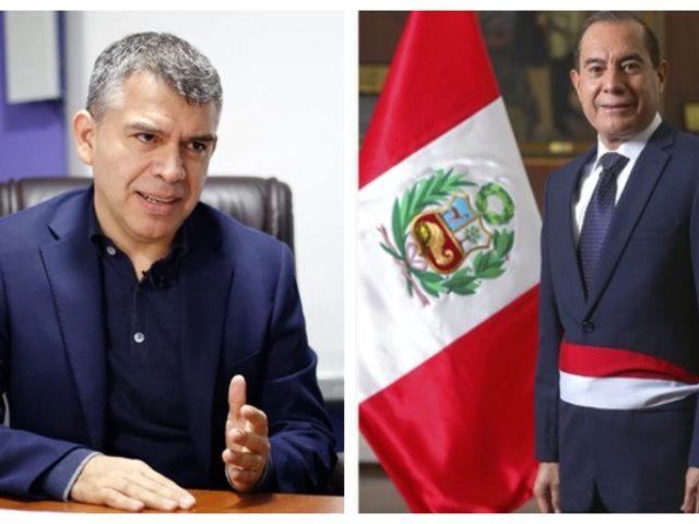 Julio Guzmán: Congreso ya no tiene ninguna excusa para no dar voto de confianza