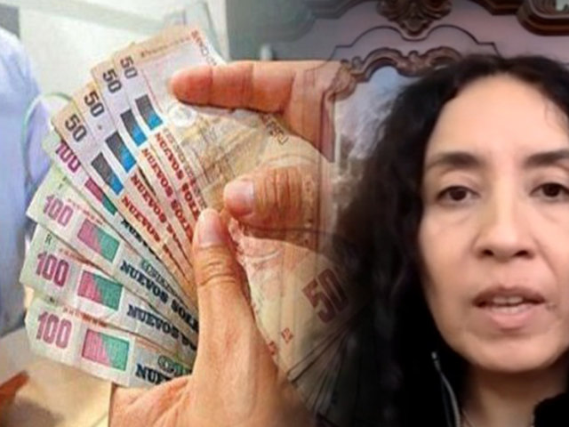 Presidenta de las AFP: retiro del 100% de fondos afectaría a millones de peruanos