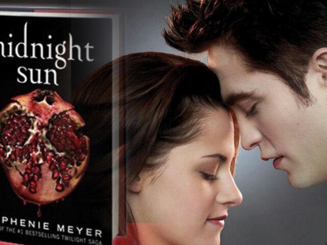 Crepúsculo: la historia de Bella y Edward continúa en nueva novela