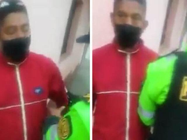 Independencia: sujeto golpeó con un palo a gatito hasta dejarlo moribundo