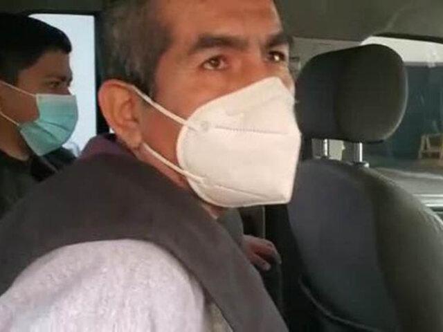 Chorrillos: capturan a escurridizo asaltante de bancos conocido como 'Cholo Fuerte'