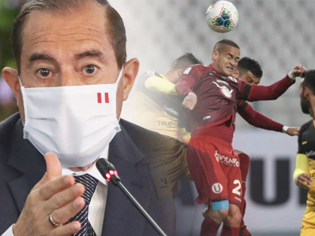 Premier Martos se reunirá con la FPF y la Policía para definir continuidad de la Liga 1