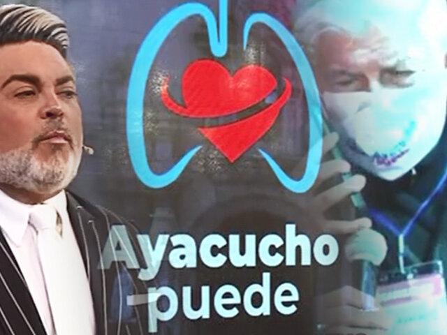 """""""Internetón Ayacucho Puede"""" busca adquirir una planta de oxígeno"""