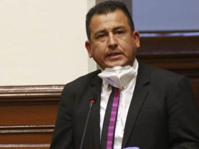 Comisión de Ética investigará a congresista Jhosept Pérez por insultar a presidente Vizcarra