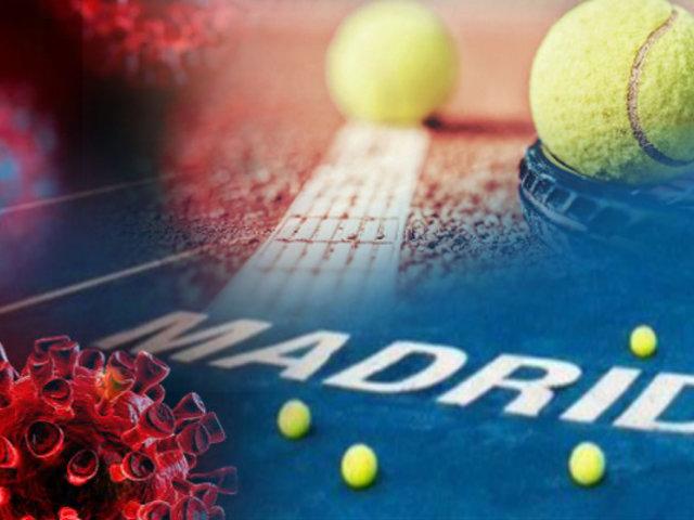 Tenis mundial: confirman que el Masters 1000 de Madrid no se realizará