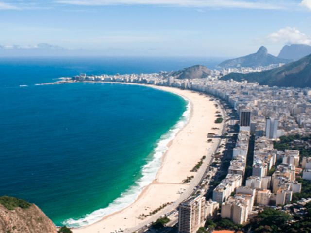 Coronavirus en Brasil: personas que deseen ir a playas de Río de Janeiro tendrán que hacer reservación