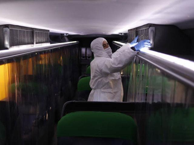 La Oroya: mujer con coronavirus falleció dentro de un ómnibus interprovincial