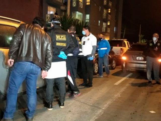 Hiro Fujimori: capturan a uno de los sujetos que lo habría asaltado en junio pasado
