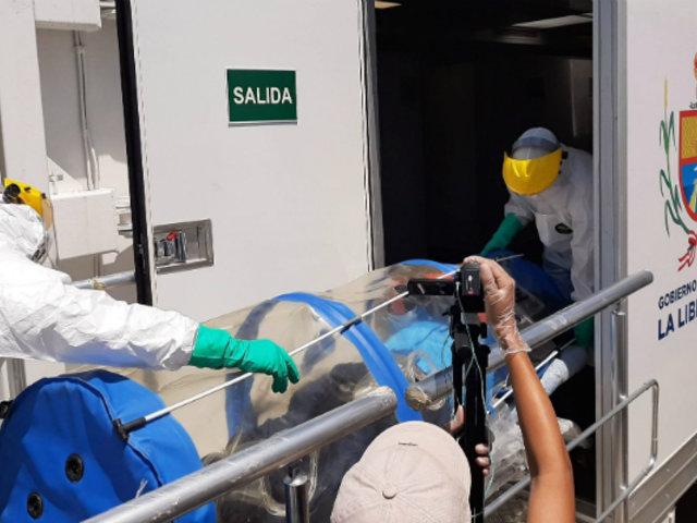 Covid-19 en La Libertad: 544 niños y 574 adolescentes se contagiaron en cinco meses